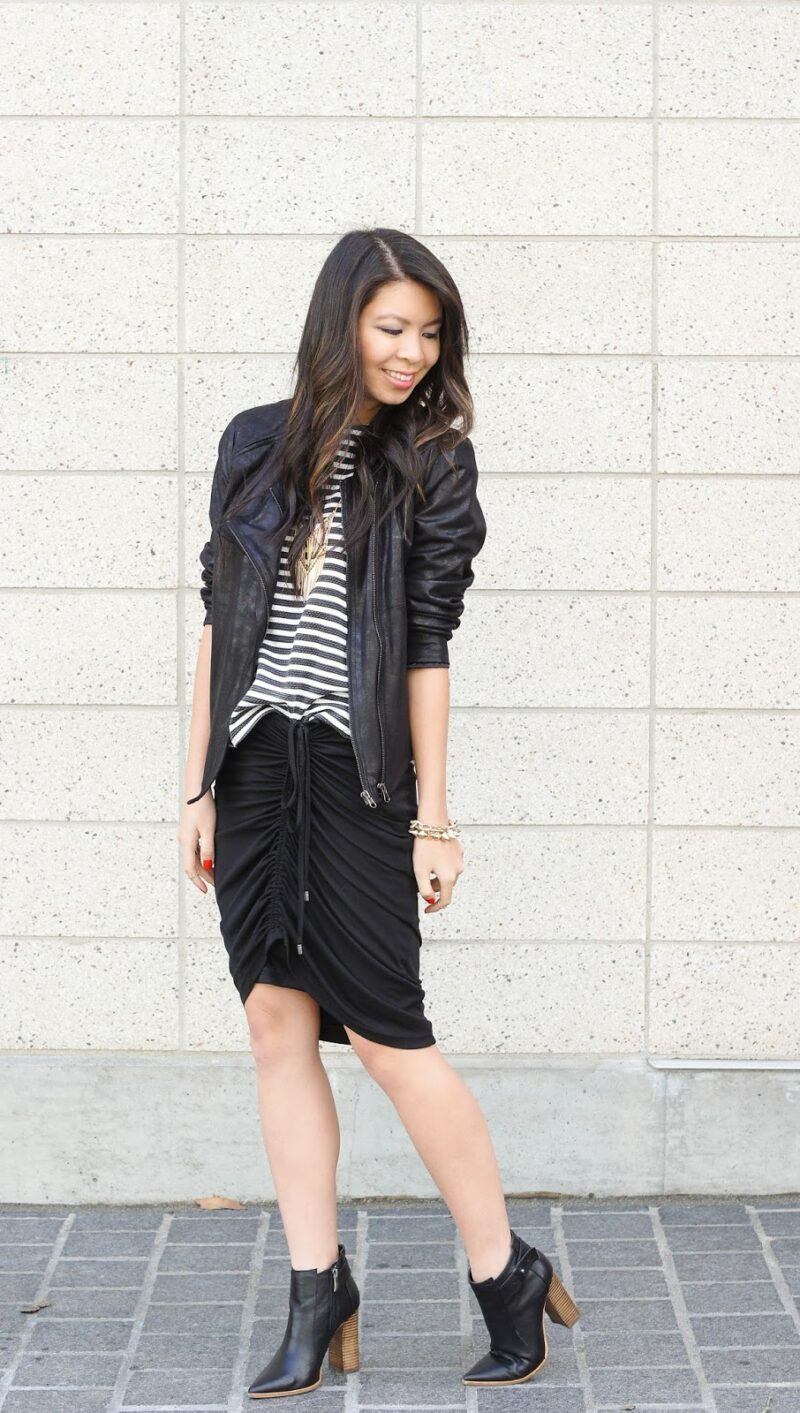 Big Giveaway: 8telier Jacket and Colette Skirt