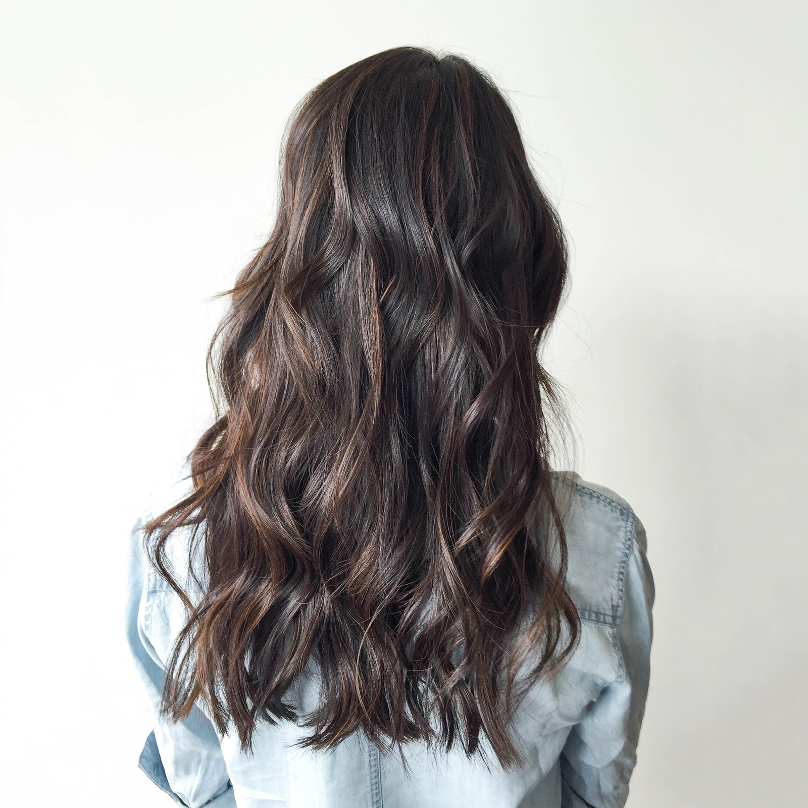Balayage And Cut Essensuals London Seattle Review Just A