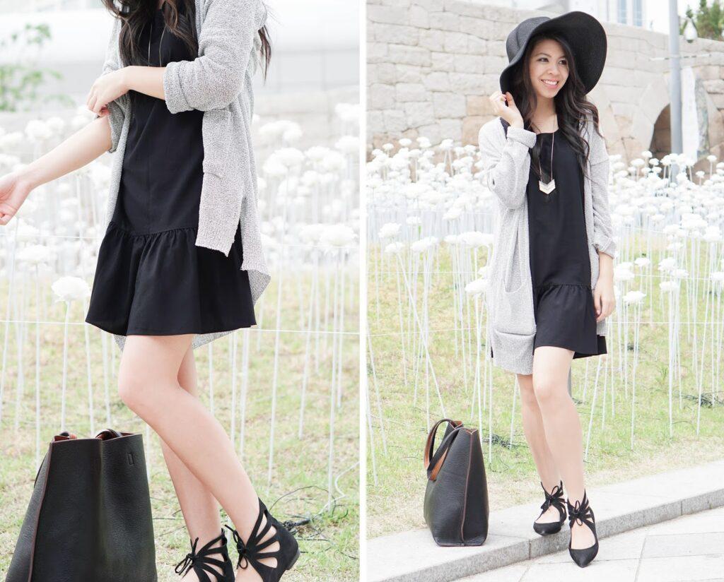 justatinabit-seoul-dongdaemun-design-plaza-ddp-uniqlo-rayon-sleeveless-drop-waist-dress