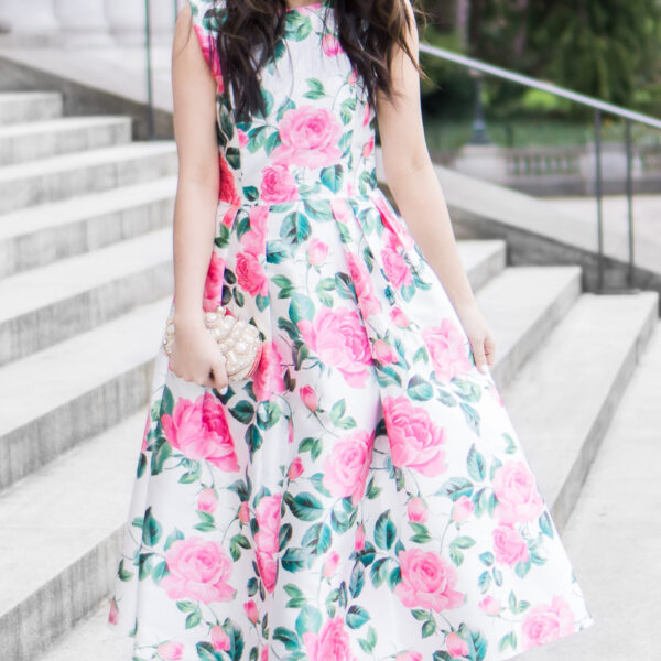 dress for wedding, chicwish beyond your rose dreams prom dress, spring outfit