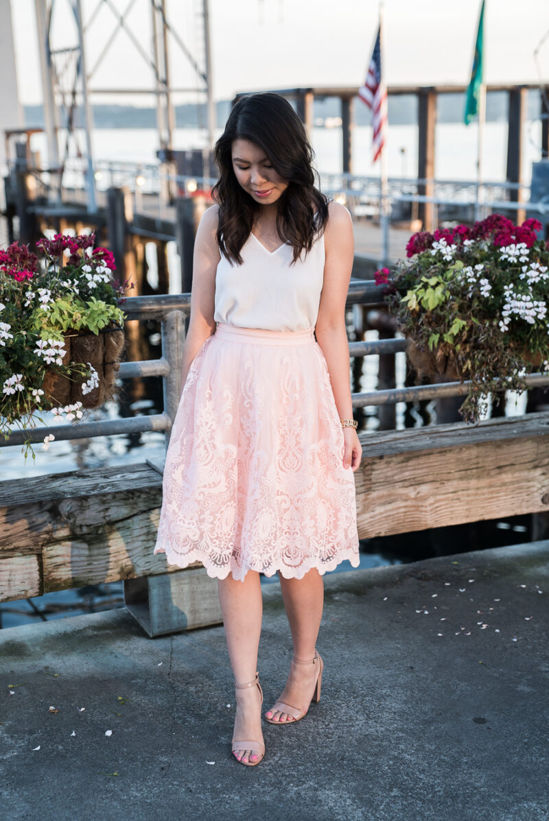 Full Lace Skirt