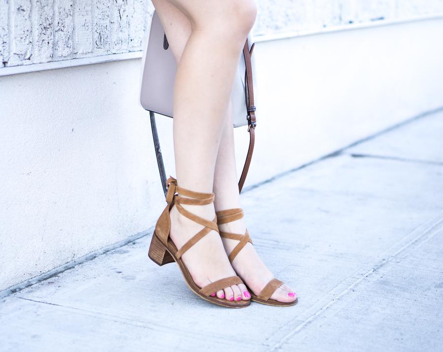 Steve Madden Rizzaa Ankle Strap Sandal