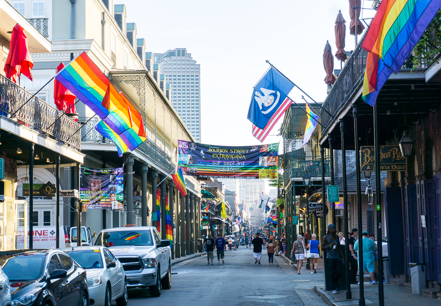 Top Things To Do In New Orleans - Bourbon Street