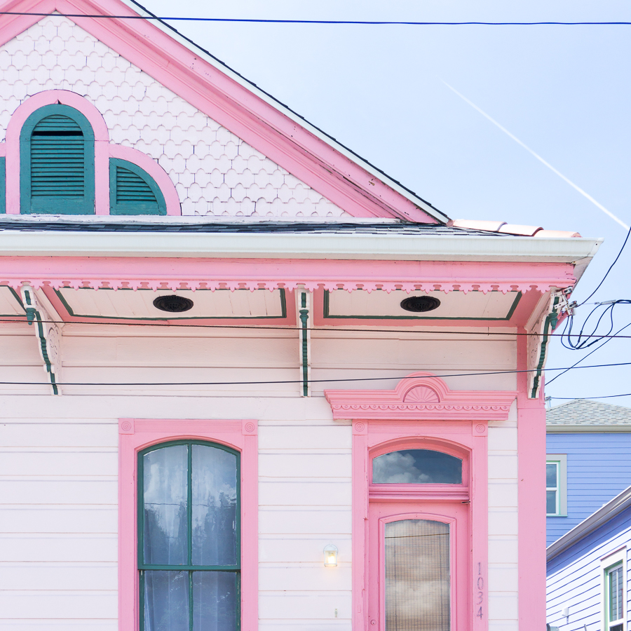 Top Things To Do In New Orleans - Bywater District, Pink House