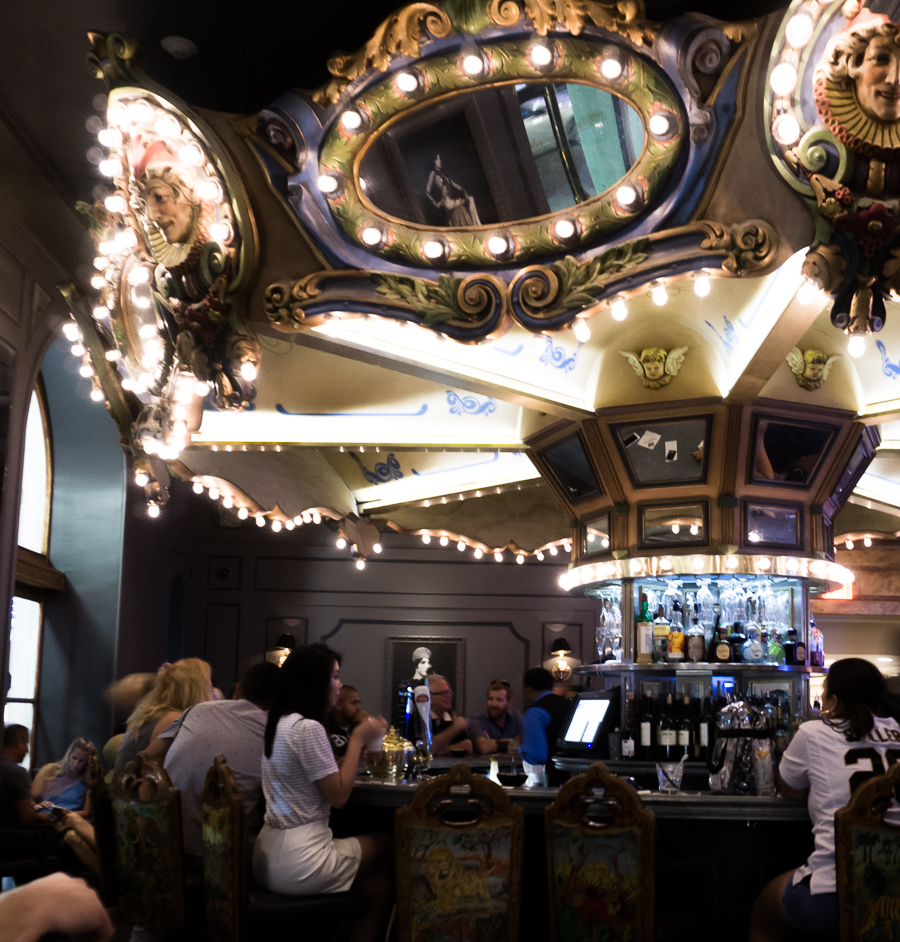 Top Things To Do In New Orleans - Carousel Bar