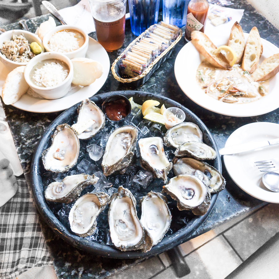 Top Things To Do In New Orleans - Eat Oysters