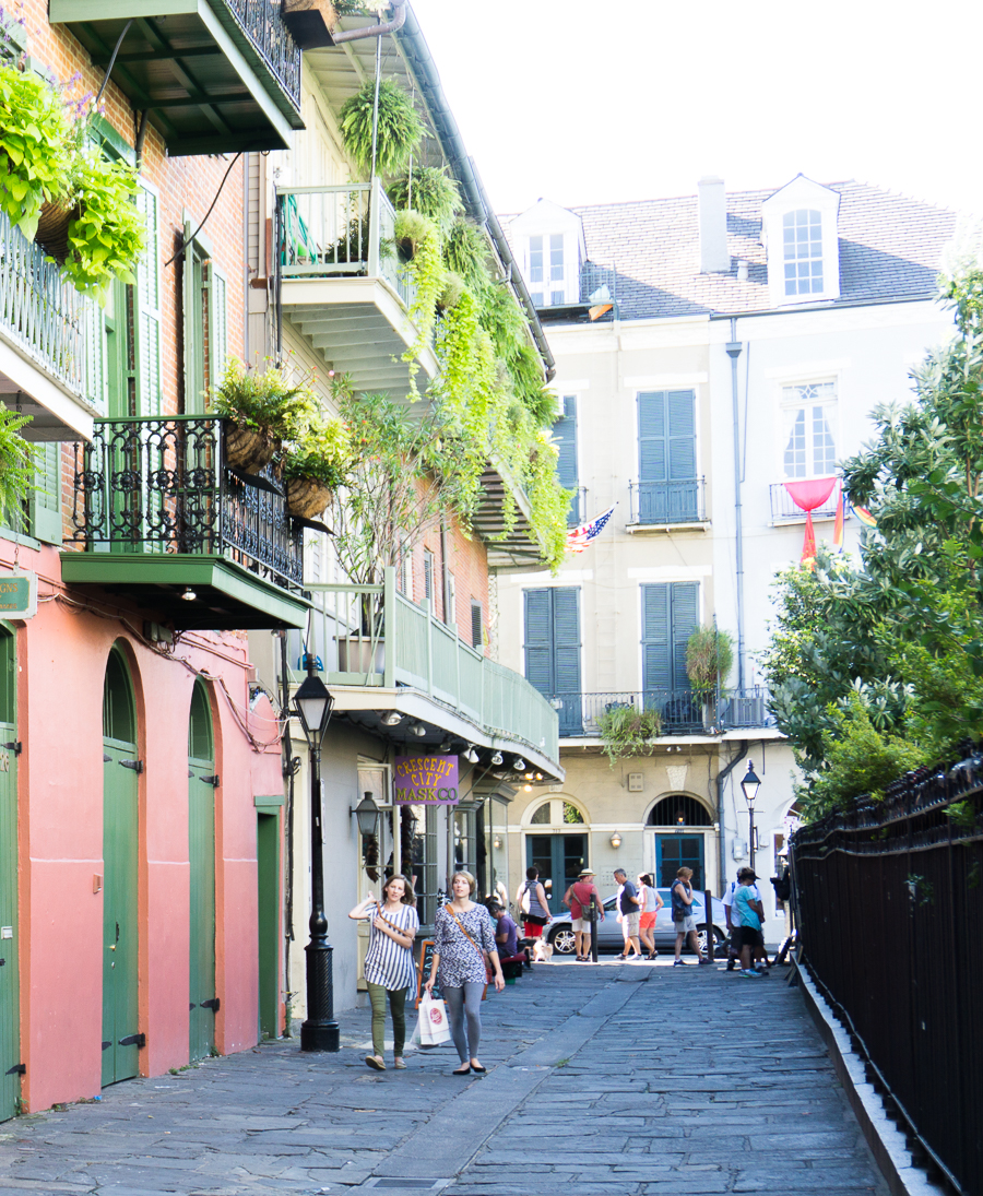 Top Things To Do In New Orleans - French Quarter