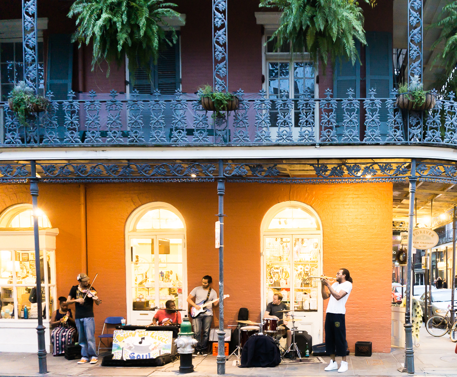 Top Things To Do In New Orleans - French Quarter, Jazz Street Performances