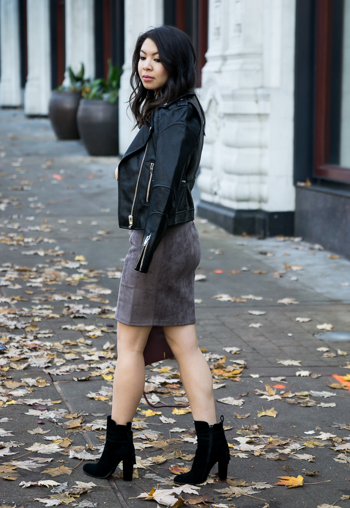 Suede Skirt And More with Thacker NYC  7d8c57d02