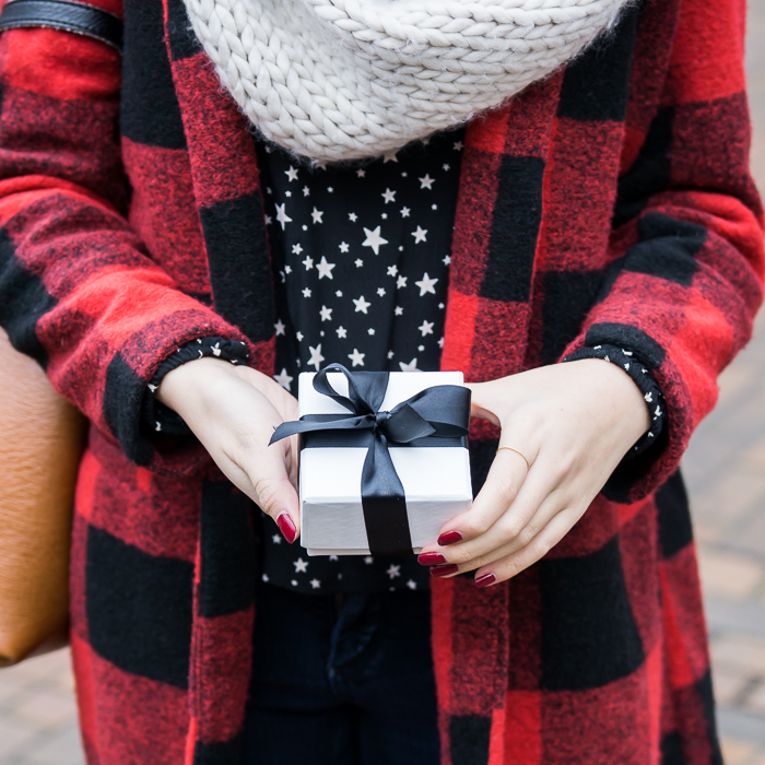 How To Wear Buffalo Plaid Just A Tina Bit
