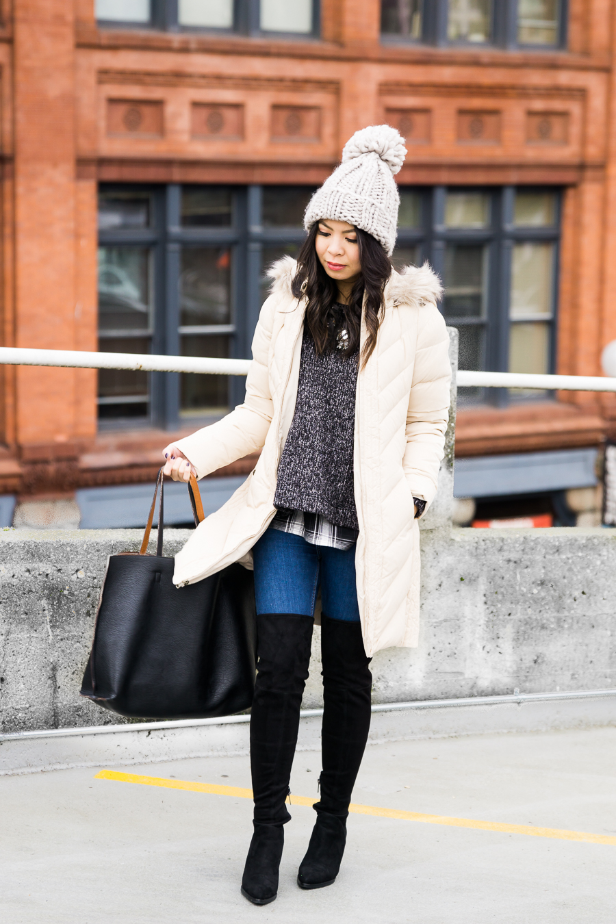 10 Cute Puffer Jackets You Need This Winter Just A Tina Bit