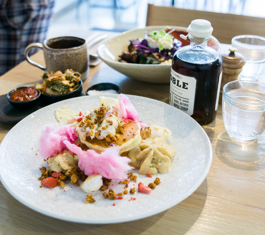 Where To Stay & Things To Do In Auckland, Major Sprout Pancakes
