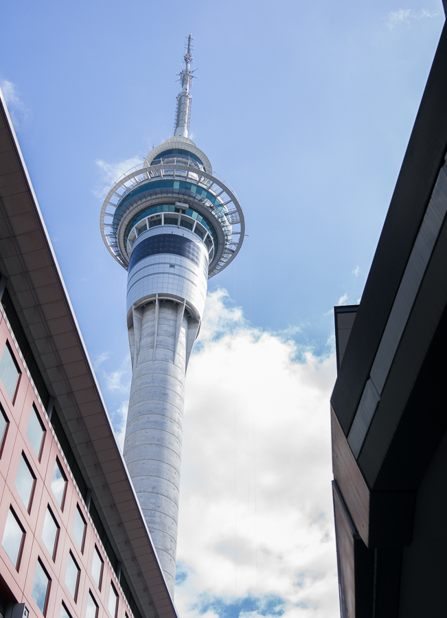 Where To Stay & Things To Do In Auckland, Sky Tower