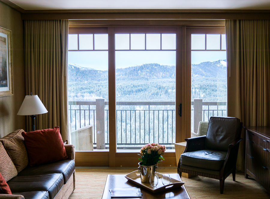 Suncadia Resort Review, The Lodge One Bedroom Suite