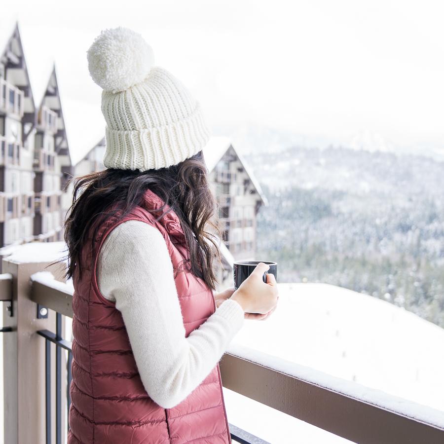 Suncadia Resort Review, Winter Getaway, Seattle Fashion Blog