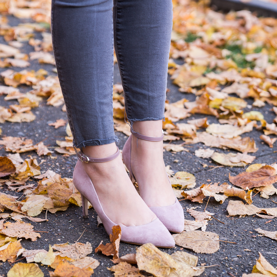 Sam Edelman pumps, suede pumps, fall outfit, Seattle fashion blogger