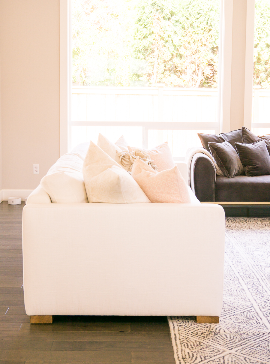 Interior Define review, Charly sofa, customize couch, white couch ...