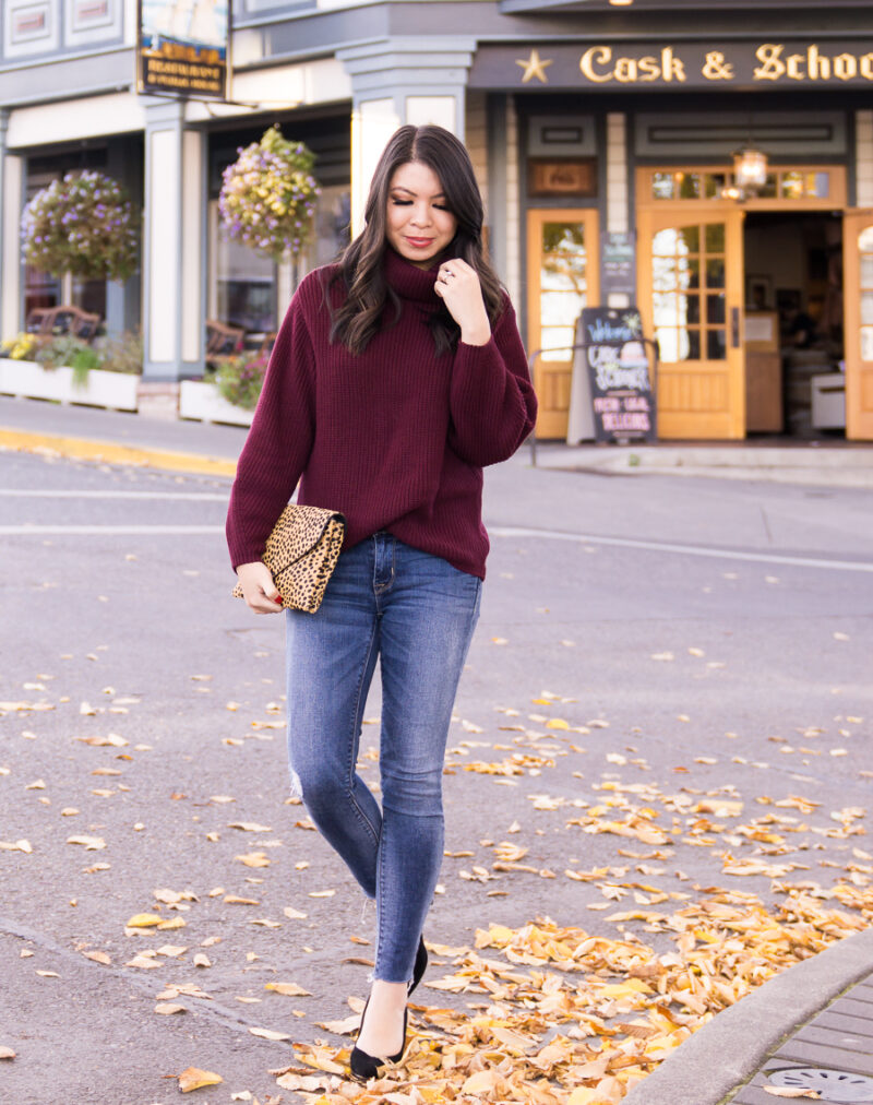 1ac3efe736b I m sharing two fall outfits today and there s a big  1000 Nordstrom  giveaway at the end of this post that you don t want to miss out on!