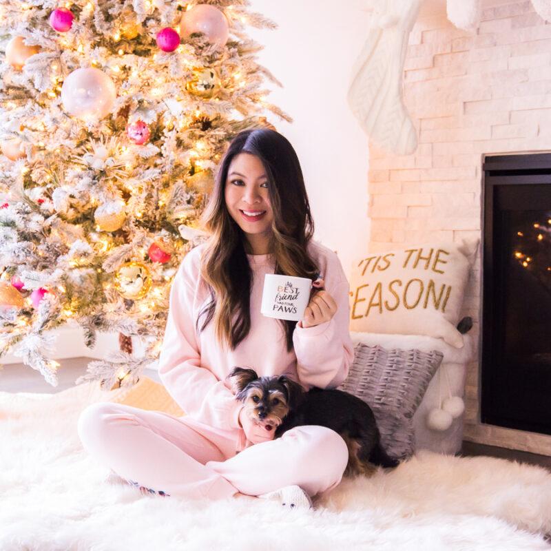 25 Cute and Comfy Christmas Pajamas Womens  ae4e271fb