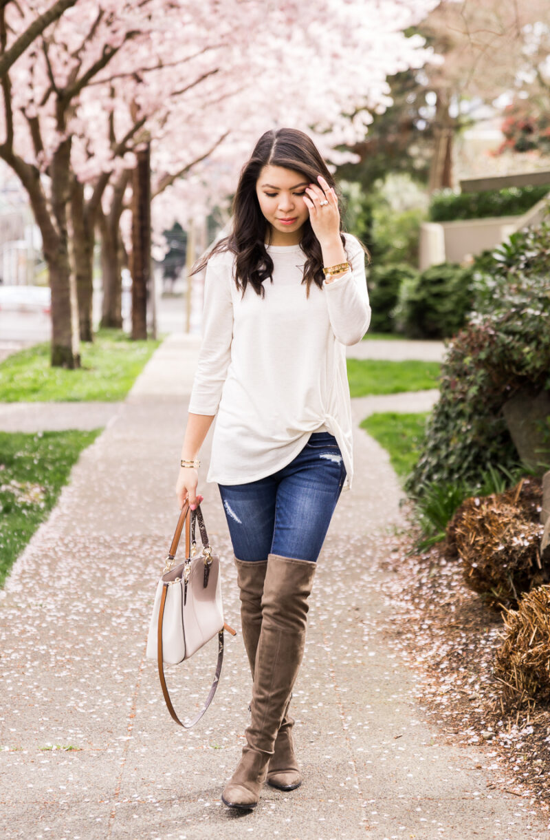 Recreating My Favorite Outfits with Nordstrom Anniversary ...