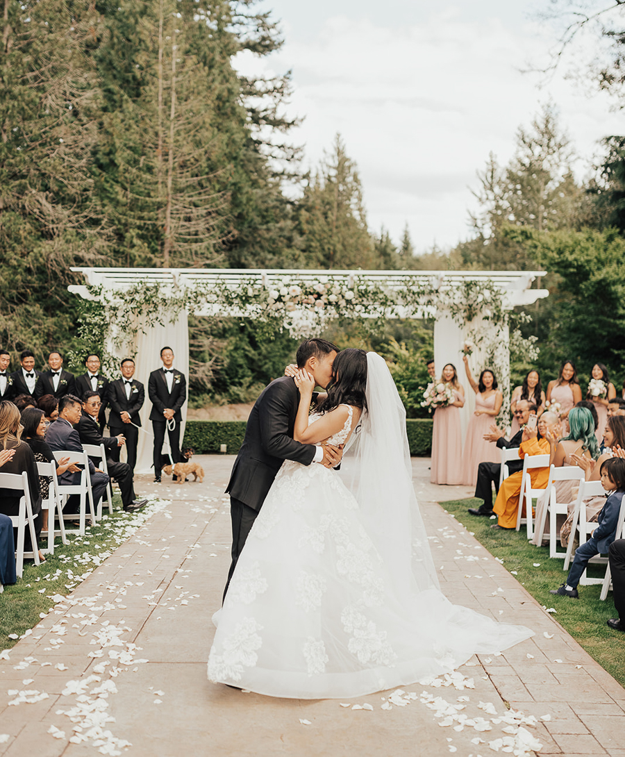Wedding Ceremony Details + Song Playlist
